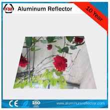 PET/PE coating aluminum mirror panel